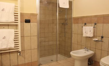10 bagno family suite clementino
